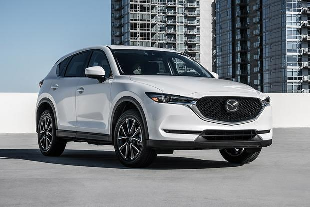 2017 Mazda Cx 5 First Drive Review Autotrader