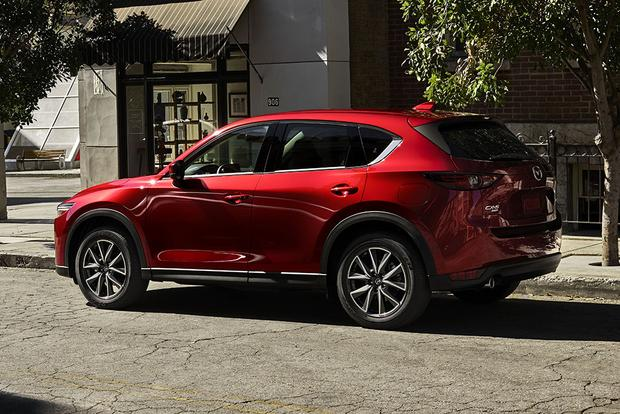 2017 Mazda CX-5: First Drive Review featured image large thumb2