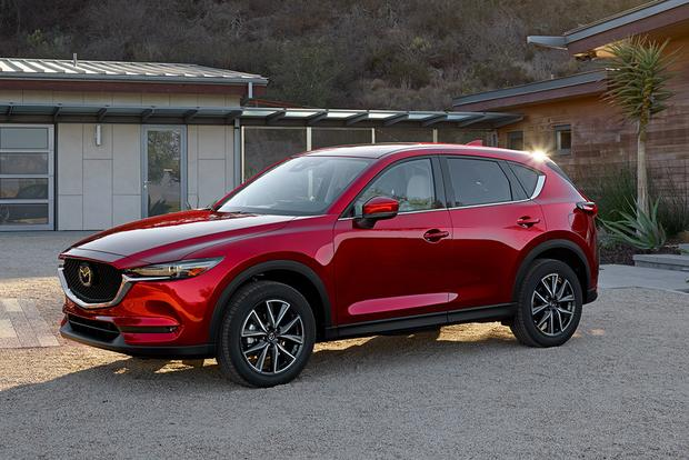 2018 Mazda CX-5: New Car Review featured image large thumb0