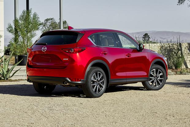 2018 Mazda CX-5: New Car Review featured image large thumb1