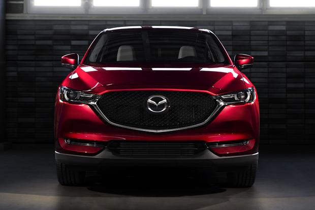 2018 Mazda CX-5: New Car Review featured image large thumb2