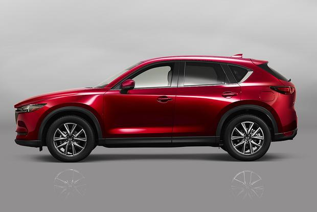 2018 Mazda CX-5: New Car Review featured image large thumb3