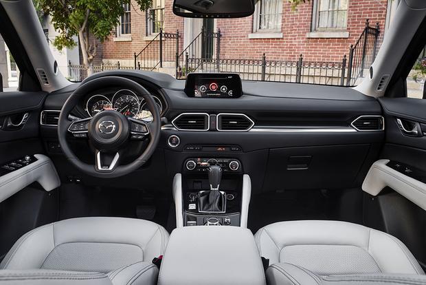 2018 Mazda Cx 5 New Car Review Autotrader