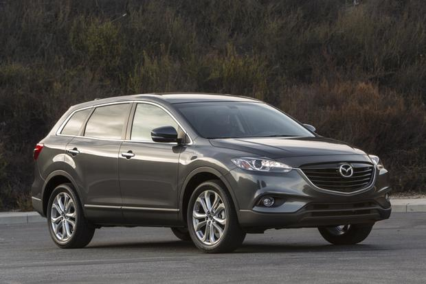 2013 Mazda CX-9: OEM Image Gallery featured image large thumb0