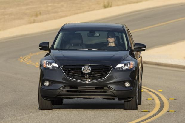 2013 Mazda CX-9: OEM Image Gallery featured image large thumb2