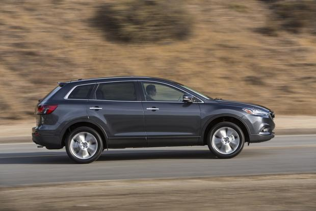 2013 Mazda CX-9: OEM Image Gallery featured image large thumb4