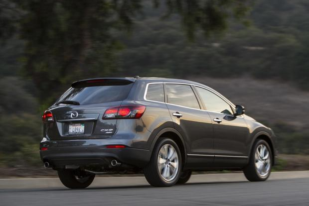2013 Mazda CX-9: OEM Image Gallery featured image large thumb6