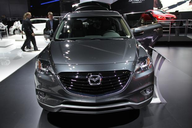 2013 Mazda CX-9 & 2014 CX-5: LA Auto Show featured image large thumb1