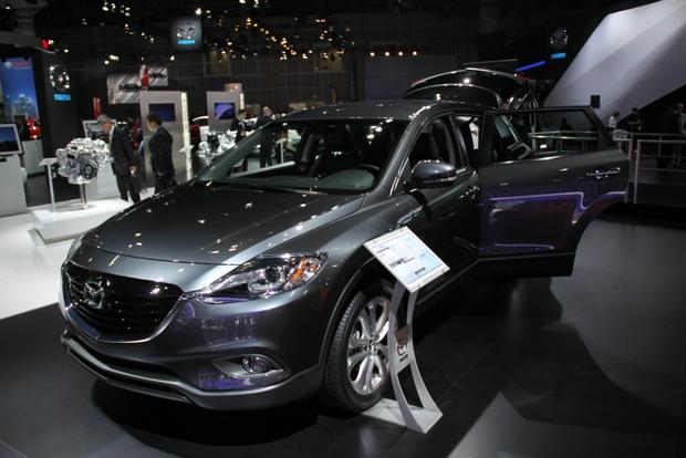 2013 Mazda CX-9 & 2014 CX-5: LA Auto Show featured image large thumb2