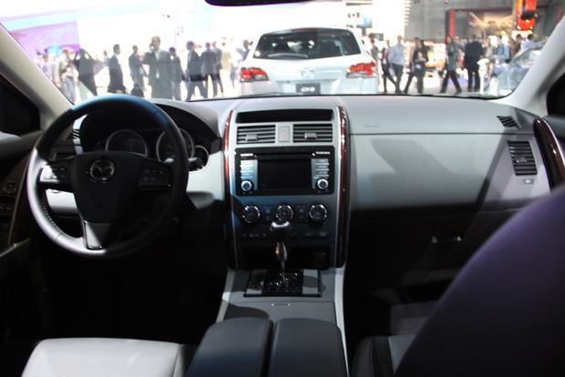 2013 Mazda CX-9 & 2014 CX-5: LA Auto Show featured image large thumb9