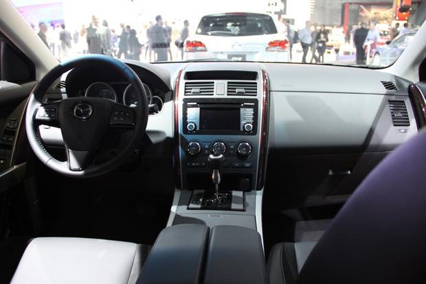 2013 Mazda CX-9 & 2014 CX-5: LA Auto Show featured image large thumb10