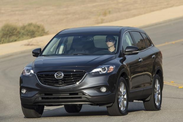 2014 Mazda CX-9: New Car Review featured image large thumb2