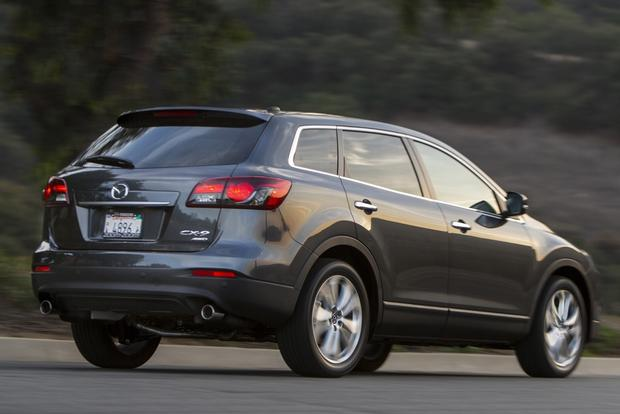 2014 Mazda CX-9: New Car Review featured image large thumb1