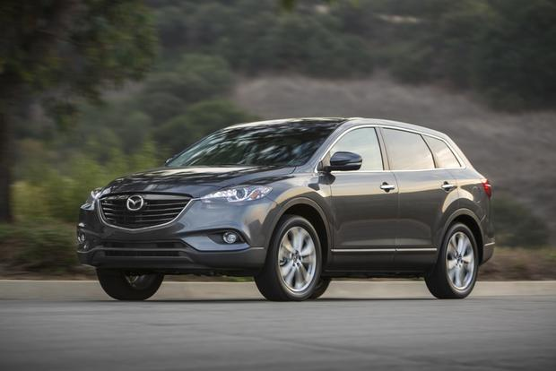 2015 Mazda CX9 New Car Review  Autotrader