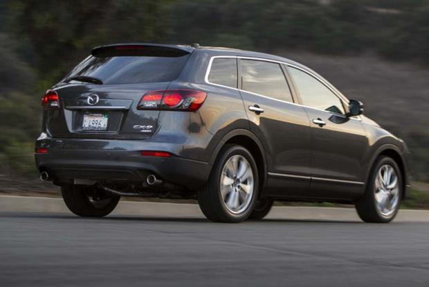 2015 vs. 2016 mazda cx-9: what's the difference? - autotrader