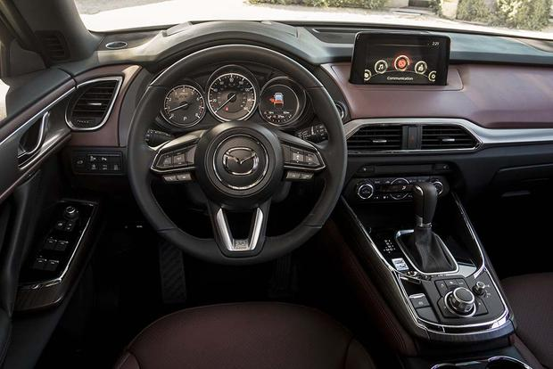 2015 Vs 2016 Mazda Cx 9 What S The Difference Autotrader