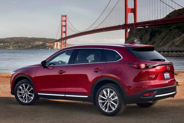 2017 Mazda CX-9: New Car Review featured image large thumb1