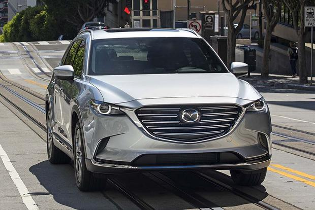2018 Mazda CX-9: New Car Review featured image large thumb7
