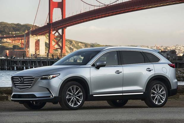 2018 Mazda CX-9: New Car Review featured image large thumb1