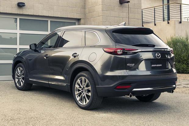 2018 Mazda Cx 9 New Car Review Autotrader