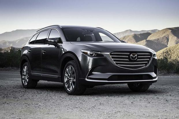 2018 Mazda CX-9: New Car Review featured image large thumb0