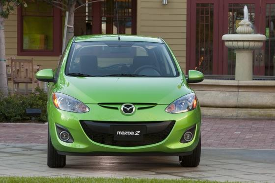 2012 Mazda2: New Car Review featured image large thumb2