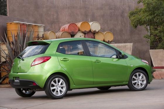 2012 Mazda2: New Car Review featured image large thumb3