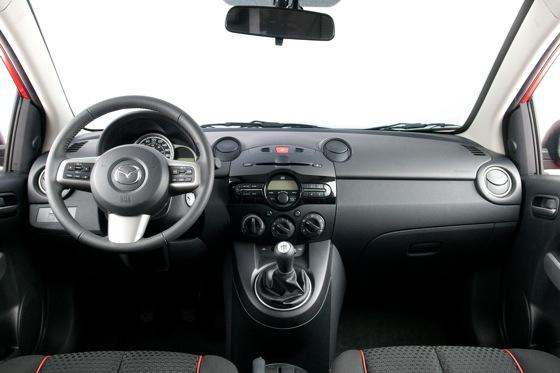 2012 Mazda2: New Car Review featured image large thumb5