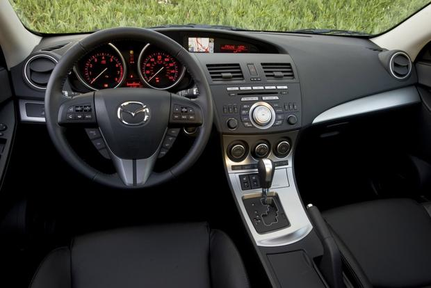 Image Gallery Mazda 3 2010 Vs 2012