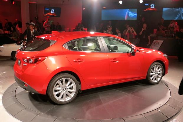 2014 Mazda3 Officially Unveiled featured image large thumb1