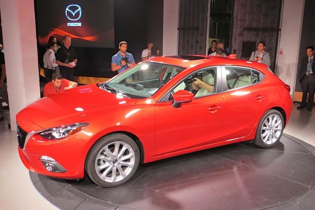 2014 Mazda3 Officially Unveiled featured image large thumb4