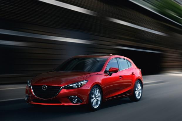 2014 Kia Forte vs. 2014 Mazda3: Which Is Better? featured image large thumb6