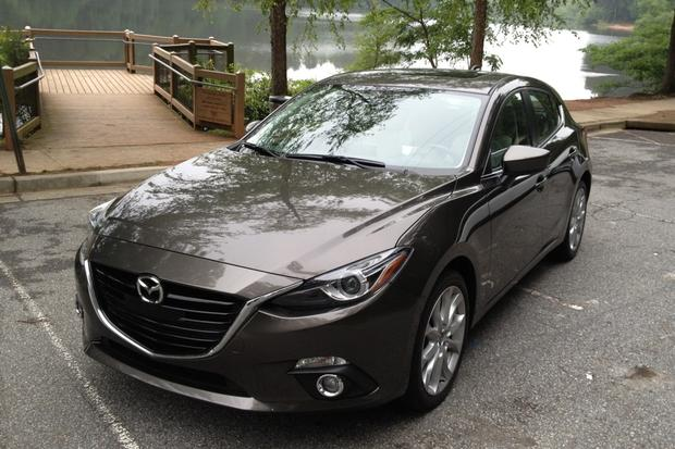 2014 Mazda3 Grand Touring Hatchback Real World Review