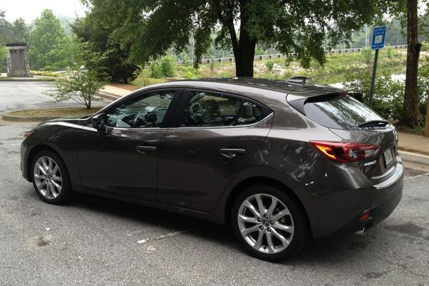 Elegant 2014 Mazda3 Grand Touring Hatchback: Real World Review Featured Image Large  Thumb1
