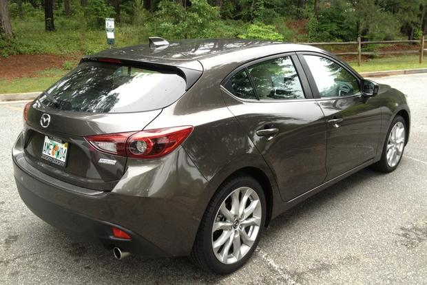 2014 mazda3 grand touring hatchback real world review autotrader. Black Bedroom Furniture Sets. Home Design Ideas