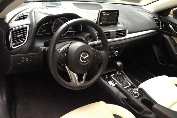 2014 Mazda3 Grand Touring Hatchback: Real World Review ...