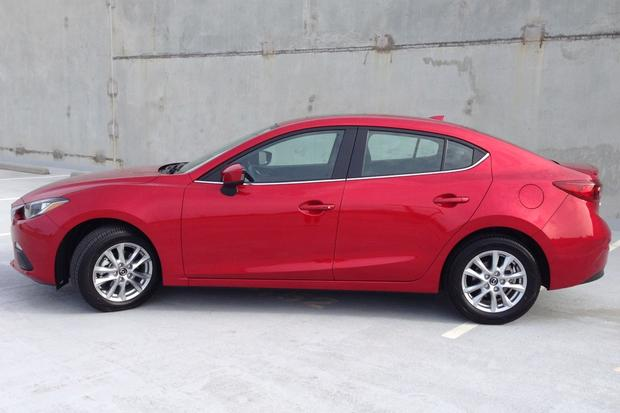 2014 Mazda3: Whitney's Mazda featured image large thumb4