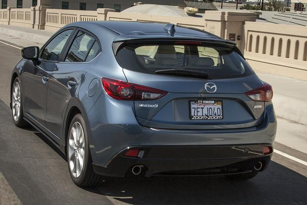 2015 Mazda3: Used Car Review featured image large thumb2