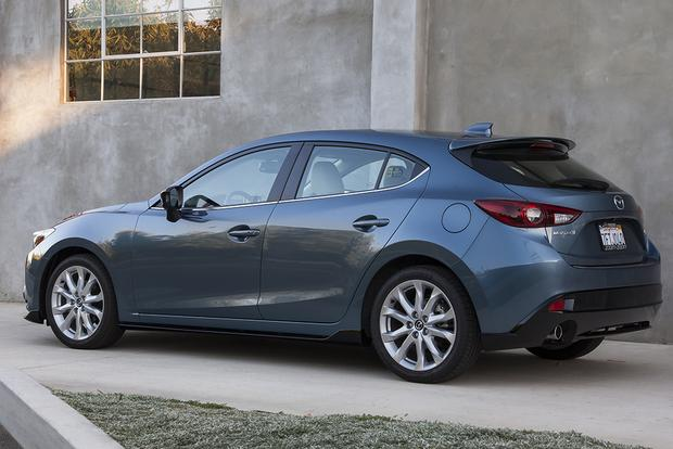 2015 mazda3 new car review autotrader. Black Bedroom Furniture Sets. Home Design Ideas
