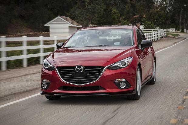 2016 Mazda3: New Car Review featured image large thumb0