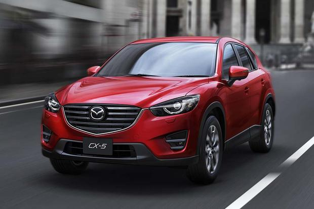 2016 Mazda3 vs. 2016 Mazda CX-5: What's the Difference?