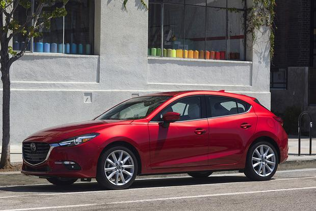 2017 Mazda3: New Car Review