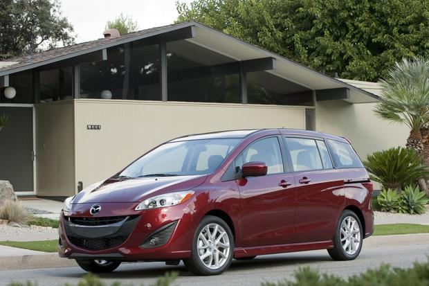 2013 mazda5: new car review - autotrader