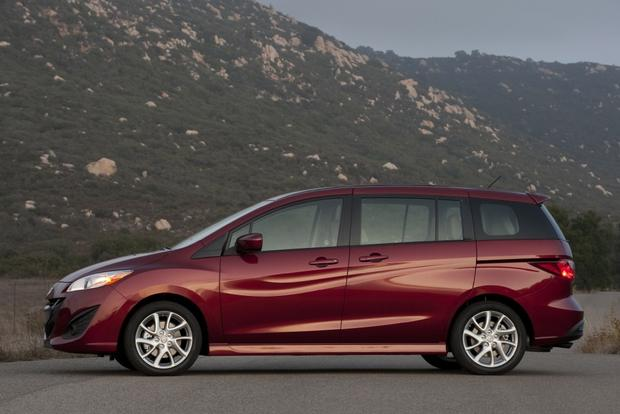 2013 Mazda5: New Car Review featured image large thumb2
