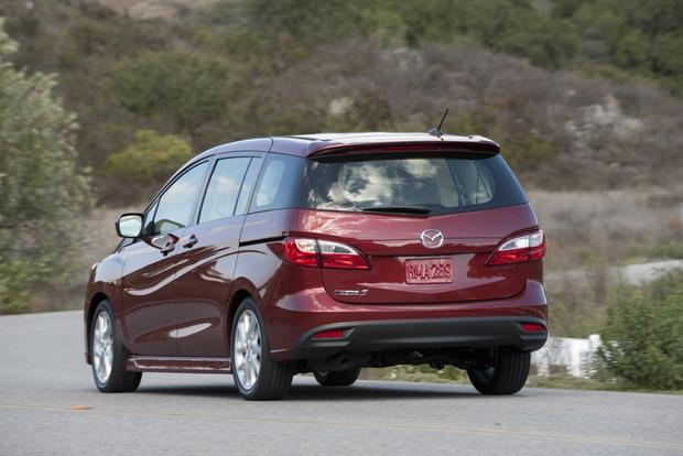 2013 Mazda5: New Car Review featured image large thumb3