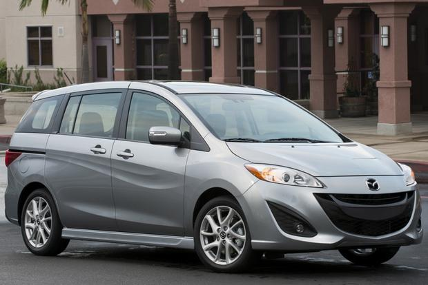 2014 Mazda5: New Car Review featured image large thumb2