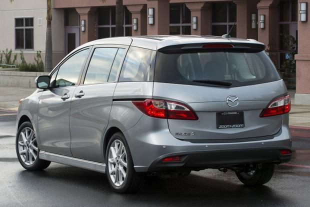 2014 Mazda5: New Car Review featured image large thumb3