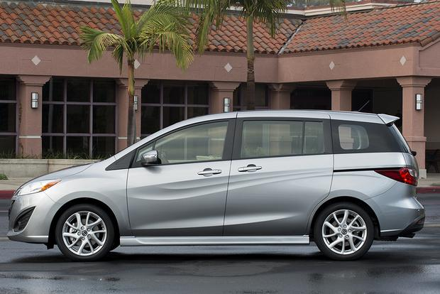 2015 mazda5: new car review - autotrader
