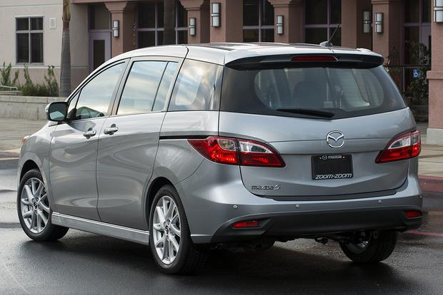 2015 Mazda5 New Car Review Autotrader