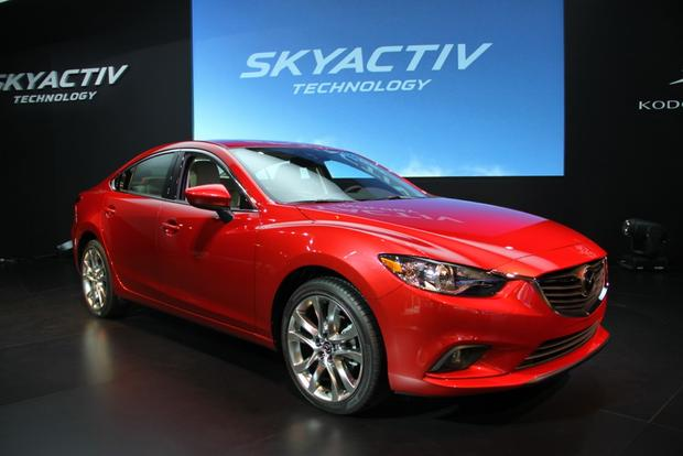2014 Mazda6: LA Auto Show featured image large thumb0
